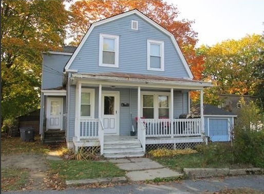The Historic District 1915 Dutch Colonial Revival